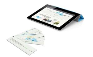 Shoremount on tablet, ifa websites