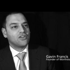 Gavin Francis, financial videos