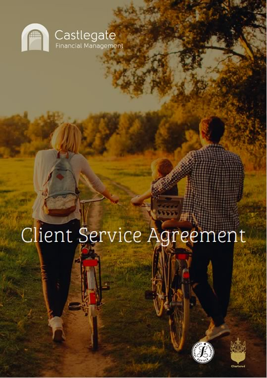 Castlegate Client Service Agreement