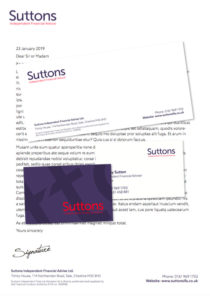 Suttons Stationery