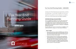 Tax Year End Planning Guide