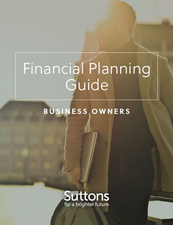 Business Owners Guide To Financial Planning